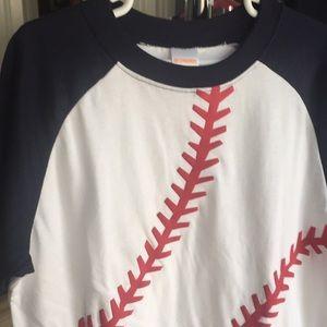 New w/tags Baseball Shirt